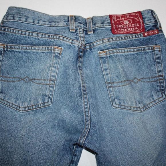 Lucky Brand Denim - Lucky Brand Dungarees Jeans